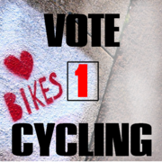 Vote For Cyclists