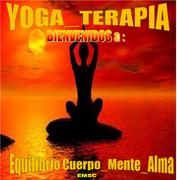 YOGA: Terapia de Equilibrio Cuerpo Mente