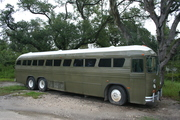 Veterans Green Bus