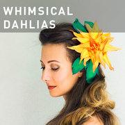 G09 - WHIMSICAL DAHLIAS