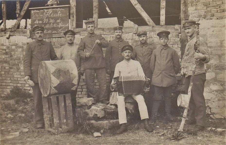 Lithuania 1917