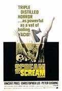Scream and Scream Again …