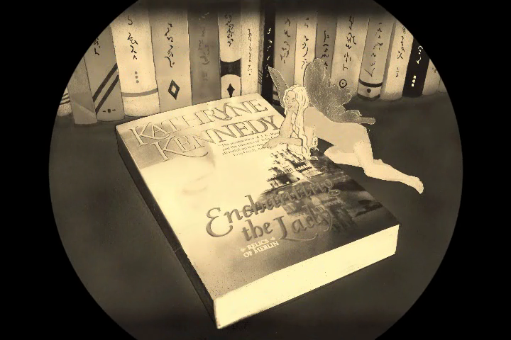 ENCHANTING THE LADY Book Video