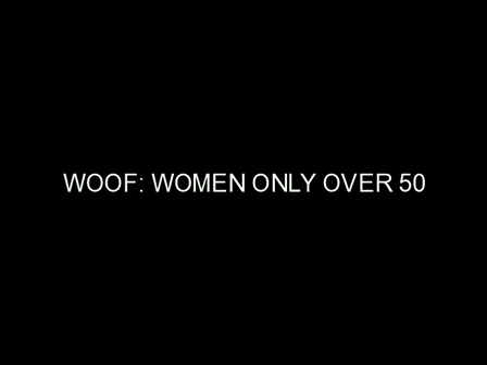 WOOF: WOMEN ONLY OVER 50