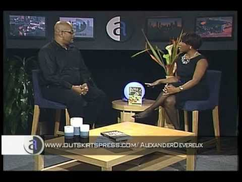 Author Alexander Devereux on Focus Atlanta 12-19-10