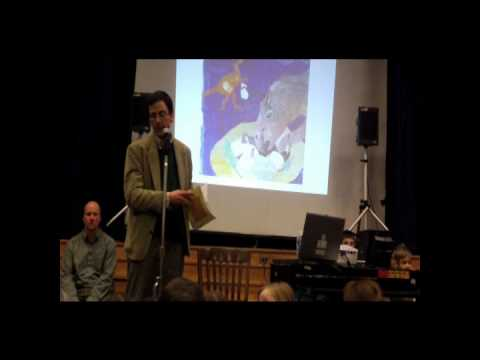 2009 Hillcrest Lit Night: Dinosaur Name Poems by Steven Cunningham