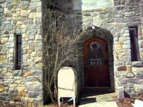 The Perfect Little Stone Castle Library