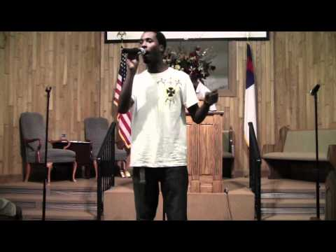 Crusade Rally In Montgomery