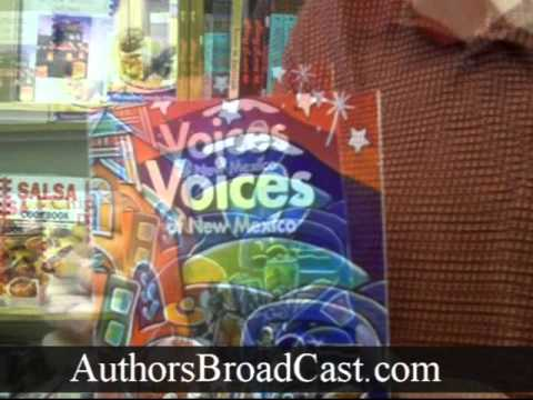 """David-Corwell-y-Chavez Author """"Voices of New Mexico"""""""