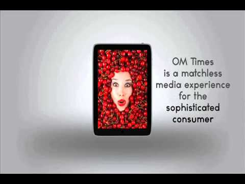Omtimes Magazine, now in Mobile Device