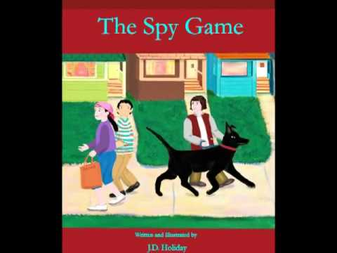 The Spy Game Book Trailer