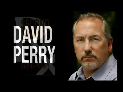 Second Chance Novel by Author David Perry - Kickstarter Promo