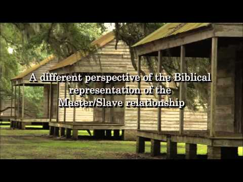 Book Video Trailer: To Own a Slave or Not to Own a Slave by Everette and Michelle Bowers