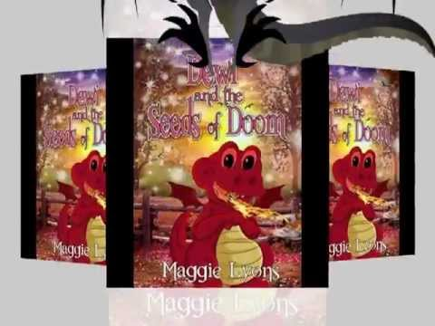 Dewi and the Seeds of Doom by Maggie Lyons (book trailer)