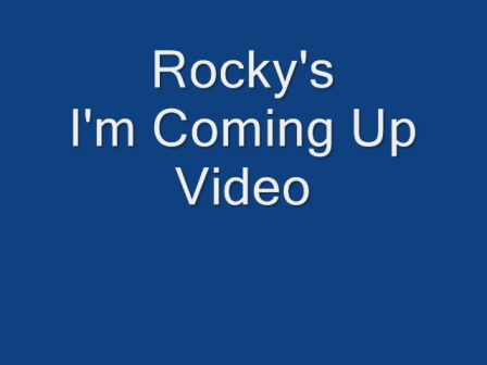 Rockys Im Coming Up Video