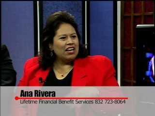 Ana Rivera, Guest on Wisdom In Action