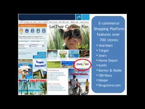 YTB Home-Based Travel E-Commerce Business