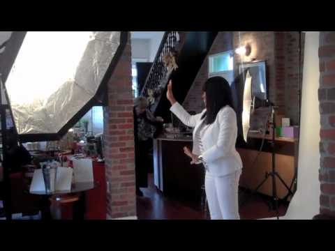 Dawn Fitch: Pook Pure and Simple Beauty Line - Black Enterprise Photo Shoot