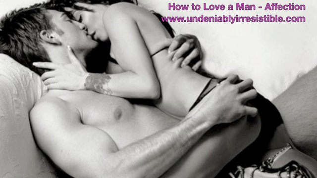 How to Love a Man - Affection