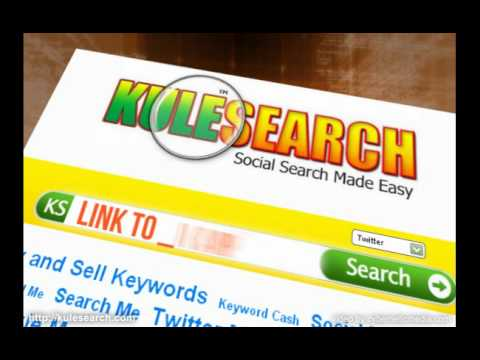 KuleSearch - Make money with Keywords and links.