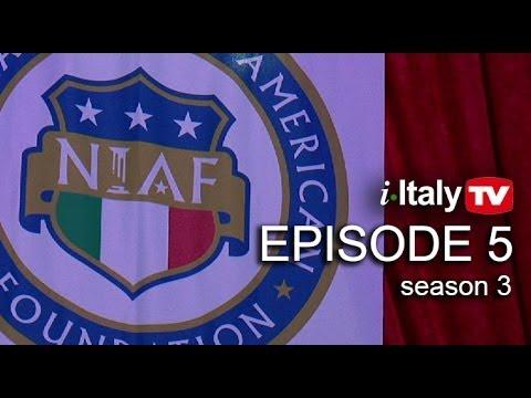 i-Italy|NY: Episode 5 (Season 3) - NIAF Special