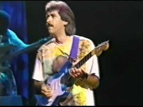 Carlos Santana, Jorge Santana, Steve Miller, and Ry Cooder, Why Can't We Live Together?, Oct 10,1992