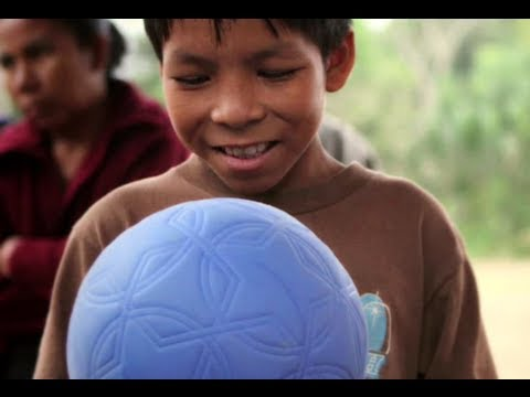 A Soccer Ball That Never Wears Out - Constructing the Indestructible
