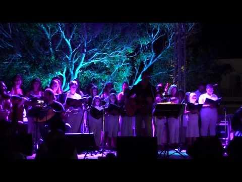 Παντελής Θαλασινός χορωδία  σχολής  μουσικής ΠΑΡΟΥ 6-7-2013