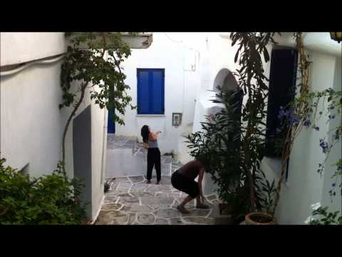 Dancing Freedom in Paros Island - Oct. 2012, at Tao's Center