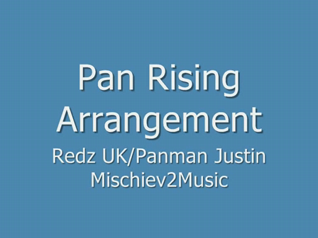 Pan Rising Arrangement
