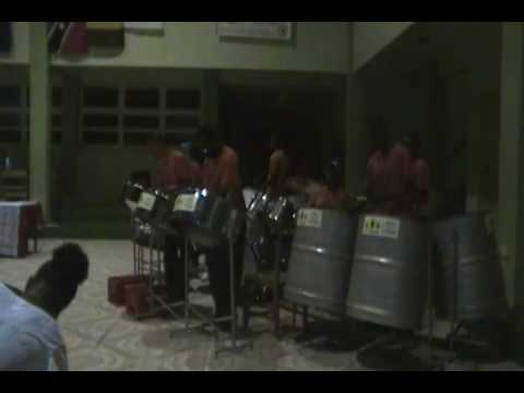 Sion Hill Euphonium Steel Orchestra