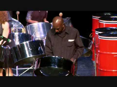 """Pan in Harmony (part 1)"" - Afropan Steelband"