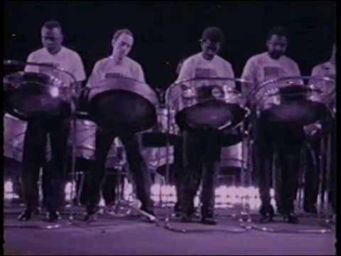 "ANDY NARELL AND OUR BOYS STEEL ORCHESTRA - ""We Kinda Music""."