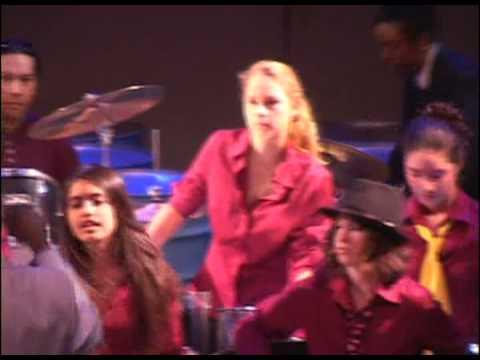 Toronto All Stars Steel Orchestra - Allegretto