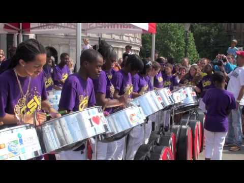 "CSI Steelband ~ ""Empire State of Mind"" ~ Alicia Keyes"