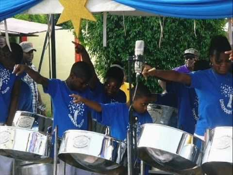 St. Margaret's Steel Orchestra performing - High Mas