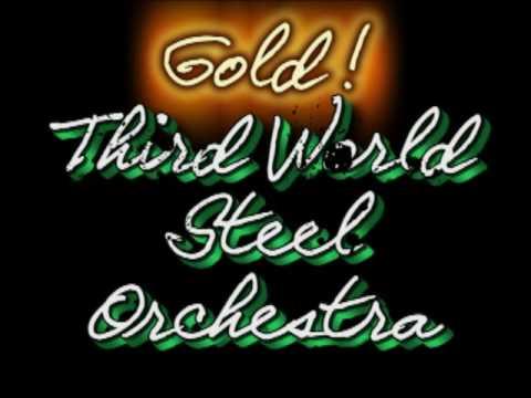 """Third World Steel Orchestra """"Gold"""" arranged by Pelham Goddard (1977)"""