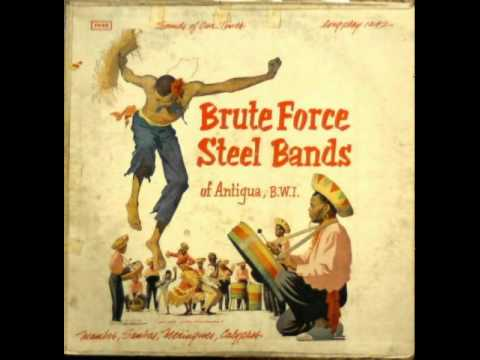 Alec Betsa - The Brute Force Steel Band