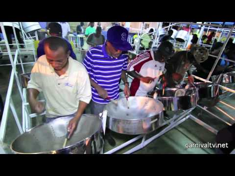 ARIMA ANGEL HARPS Steel Orchestra - video feature