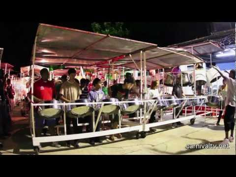 Silver Stars Steel Orchestra - video feature