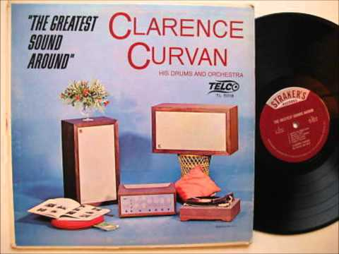 """The Clarence Curvan Orchestra """"Tonight"""" (From West Side Story)"""