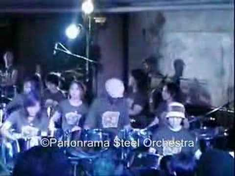 Japan's Panorama Steel Orchestra - Steelband Music Channel