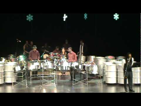 Souls Of Steel Orchestra 2012 - Andre Rouse Musical Director -Part 1 of 3 Uploads.
