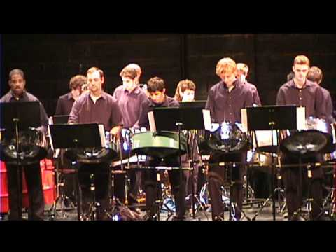 NYU Steel and Sonatas at the 2012 PAS KoSA NYU Weekend of Percussion