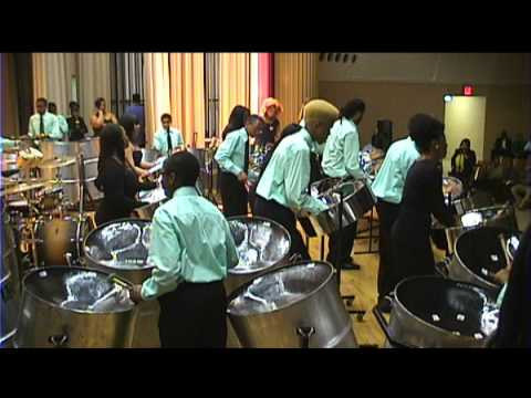 Champions Of Steel Concert in New York hosted by Despers USA Steel Orchestra