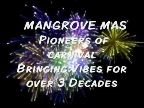MANGROVE MAS -NOTTING HILL CARNIVAL 2012 LAUNCH