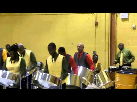 Starlift Steel Orchestra - St. Vincent - Live in New York