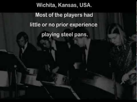 "The ""Un-Steelband"" - Pan America Steel Orchestra (1985): ""H.M.S. Caracas"""