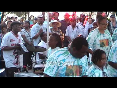 CCAH Fireworks - Canadians Celebrate Steelpan Music at Week-Ends du Monde