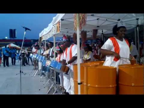 CCAH STEEL BAND The Arch Bishop of Pan .mp4
